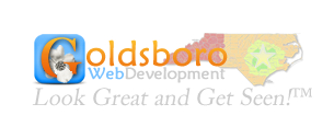 A premier full-service web design and development firm developing websites in Wordpress, CSS, xHTML, PHP, MySQL for eCommerce, SEO, and Web Marketing in Goldsboro, Eastern North Carolina.