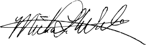Michael-Lee-Wells-Signature