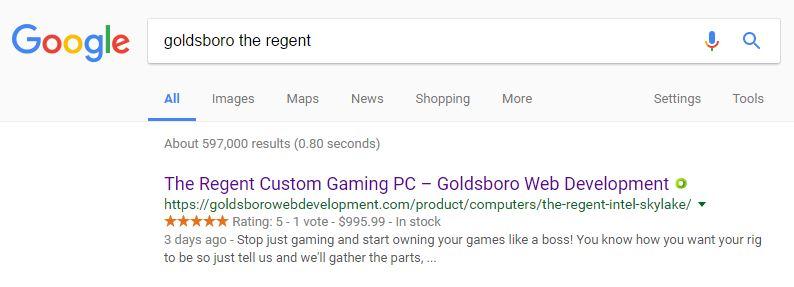 regent-google
