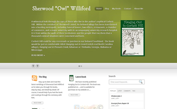 Sherwood  Williford Origional