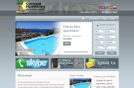 Sunshine Grancanaria Properties